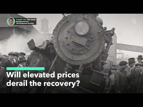Will Price Rises Derail the Recovery?