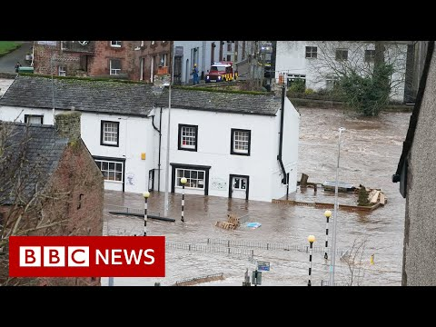 UK already undergoing disruptive climate change, scientists say - BBC News