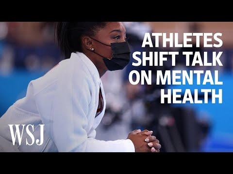 Olympic Athletes Biles, Osaka Shift the Conversation on Mental Health   WSJ