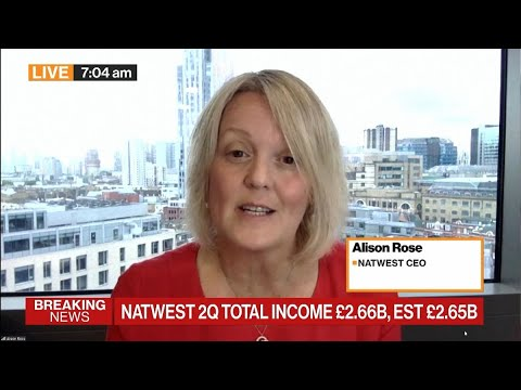 Natwest CEO on Earnings, Dividends, Hybrid Working