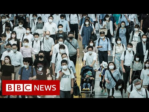 Japan widens emergency over 'frightening' Covid spike - BBC News