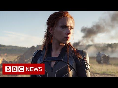 Scarlett Johansson sues Disney over streaming of Black Widow - BBC News