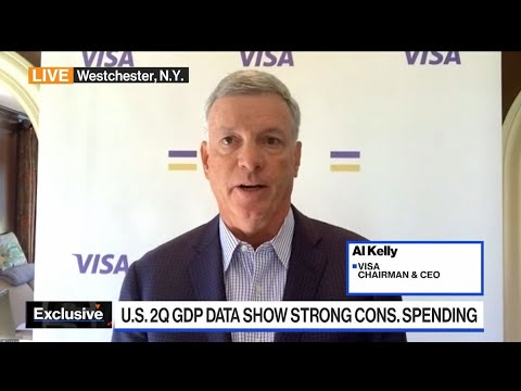 Visa Will Consider a Vaccine Mandate for Employees, CEO Says