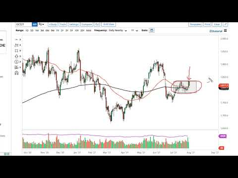 Gold and AUD/USD Forecast August 2, 2021