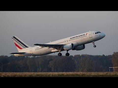 Air France-KLM Eyes Return to Profitability, Business Travel