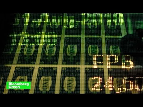 Bloomberg Green: Making Finance Sustainable
